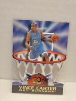 1998 Press Pass Net Burners Vince Carter ROOKIE RC