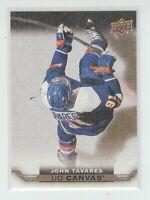 (70074) 2015-16 UPPER DECK CANVAS JOHN TAVARES #C55