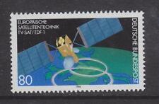 1986 WEST GERMANY MNH STAMP DEUTSCHE BUNDESPOST GERMAN TV SAT  SG 2133
