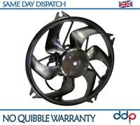 Radiator Cooling Fan For Peugeot 307 3008 5008 308 CC SW Partner RCZ 1.6 2.0 HDi