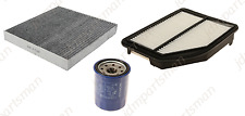 Air Filter + Cabin + OIl Filter 3Pc Kit fits 2012-2014 Honda CR-V