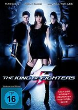 The King of Fighters - DVD - NEU&OVP