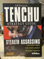 Tenchu Official Strategy Guide (Official Strategy Guides) For PlayStation