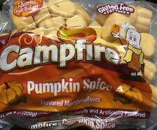 Delicious Campfire Pumpkin Spice Marshmallows! Gluten Free! Fat Free!