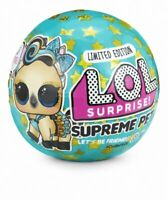 035051421184,Zestaw figurek L.O.L. Surprise Pets Supreme edycja limitowana 1 szt