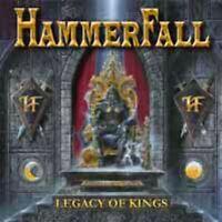 LEGACY OF KINGS  by HAMMERFALL  Vinyl LP  BOBV591LPLTD