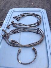Nos Ford Autolite Spark Plug Wires