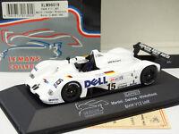 Onyx 1/43 - BMW V12 LÍMITES MÁXIMOS DE RESIDUOS Le Mans 1999