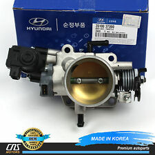 GENUINE Throttle Body for 2001-08 Santa Fe Sonata Tiburon Optima OEM 3510037300