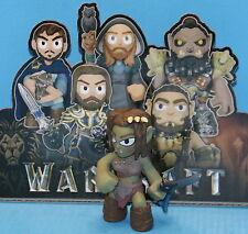 Funko Mystery Minis Warcraft Movie Mini Figure Garona Clothes
