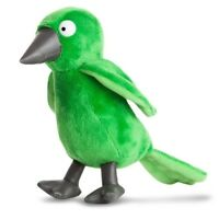 "7"" Room On The Broom Bird Soft Toy - 7inch"