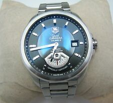 a1030 Tag Heuer Grand Carrera Calibre 6 Automatic Chronometer Watch with Date