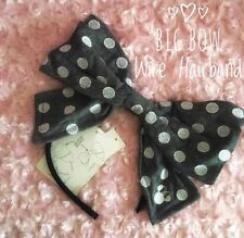 Disney Japan Kawaii Big Bow Hairband From Tokyo