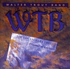 WALTER TROUT BAND / PRISONER OF A DREAM - CD
