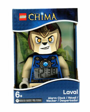 LEGO Kids - Legends of Chima Laval - Alarm Clock