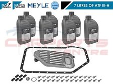 A4 A6 A8 BOXSTER CAYMAN SUPERB PASSAT AUTOMATIC TRANSMISSION GEARBOX FILTER KIT