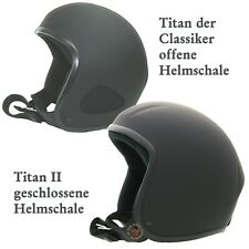 TITAN oder Titan2 Kulthelm Harley Police Jet Helm Chopper Jethelm Skorpion Matt