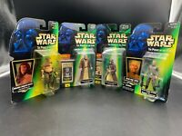 Star Wars Power of the Force Sealed Kenner Toy Lot Anakin Skywalker Obi-Wan