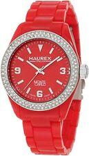 Haurex Italy Women's PR360DR1 Monte Carlo Double Swarovski Crystal Bezel Watch