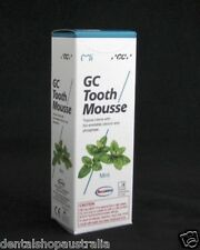 GC Tooth Mousse whitening sensitivity toothache dry mouth bad breath braces (M)