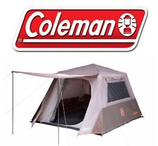 COLEMAN INSTANT UP 6P TENT FULL FLY 6  PERSON TOURER CAMPING TENTS 2016-17 MODEL