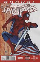Amazing Spider-Man Annual #1 Unread New Near Mint Marvel 2014 **30