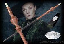Harry Potter Professor Minerva McGonagall Wand with Nameplate. Prop Replica gift