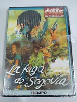 La Fuga de Segovia Imanol Uribe - DVD Regione 2 Spagnolo Nuovo