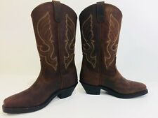 Shyanne Women's Leather Western Cowboy Boots Size 7  Model #SY1419-R