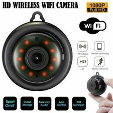 Mini Wireless WIFI IP Camera HD 1080P Home Security Camera Night Vision Monitor