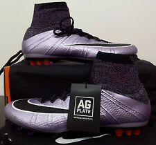 Flawless Nike Mercurial Superfly AG-R ACC Uk10.5 Neuf Chaussures De Football Taille Eu45.5