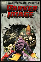 Darker Image #1 NM 9.4 - 1993 Image 1St App The Maxx Rob Liefield Jim Lee Keith