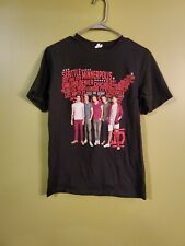 One Direction Take Me Home 2013 Tour Shirt Size Small