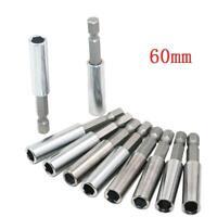 1/4'' Hex Shank Magnetic Extension Socket Drill Bit Holder For Screwdriver