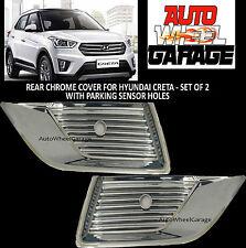 Imported Premium Quality Rear Chrome for Hyundai Creta - Set of 2pcs
