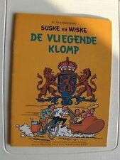 Speciale Suske en Wiske De vliegende klomp 1975 !!