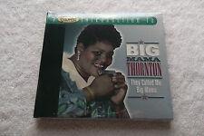 BIG MAMA THORNTON - They Called Me Big Mama - CD New NOS Sealed -  23 tracks