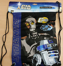 Star Wars - C3PO and R2D2 Drawstring Bag