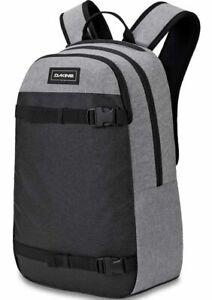 Dakine Urbn Mission Pack 22 L Rucksack Schulrucksack 10002626 greyscale