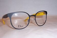 88755e0d23 NEW CHRISTIAN DIOR EYEGLASSES CD 3781 MKF BLACK PINK 50mm RX AUTHENTIC