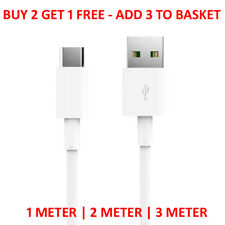For Various Mobile Phone Data Cable C TYPE USB Charger Sync Charging 1M 2M 3M