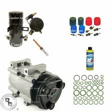 New A/C Compressor & Drier Kit Fits: 1996 1997 Ford F-250 F-350 V8 L6 See Chart