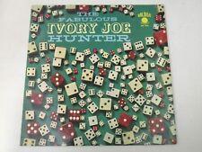 IVORY JOE HUNTER - THE FABULOUS - RARE LP 1961 GOLDSIC U.S.A. Rhythm & Blues