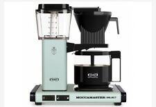 Moccamaster Select Kaffeemaschine (in Farbe Pastel Green)