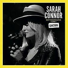 Muttersprache Live - Ganz Nah von Connor,Sarah | CD | Zustand gut