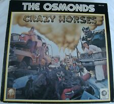 The Osmonds - Crazy Horses - MGM 2315 123