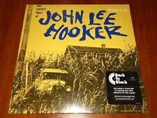 JOHN LEE HOOKER COUNTRY BLUES LP *RARE* EU PRESS VINYL 180g BTB REMASTERED New