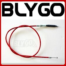 RED 1200mm 100mm Clutch Cable 150cc 160cc 200 250cc PIT PRO QUAD DIRT BIKE ATV