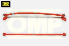 OMP FRONT & REAR STRUT BRACE CLIO SPORT 172 182 & CUP
