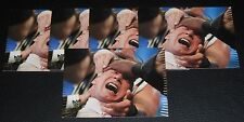 Vince McMahon WWE 2007 Topps Action Trading Card #87 Wrestling Wrestlemania 23